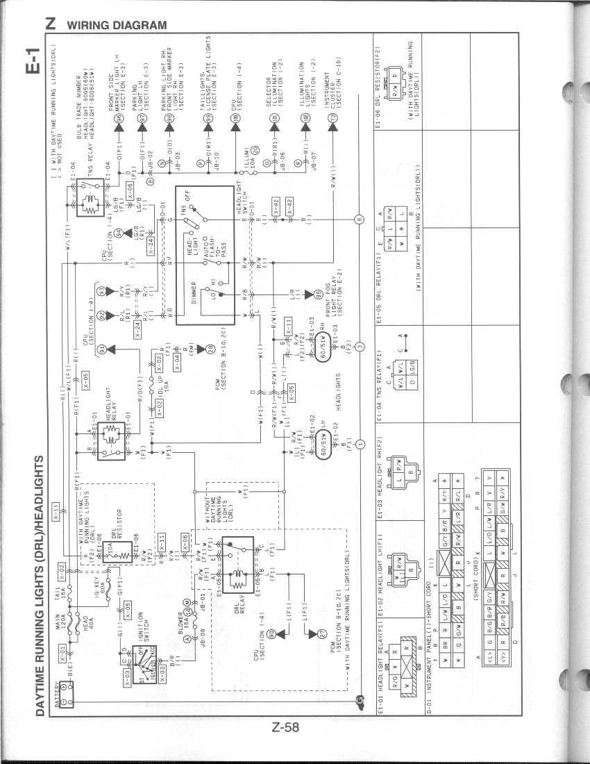 wiring diagram 2000 millenia millenia eunos 800. Black Bedroom Furniture Sets. Home Design Ideas